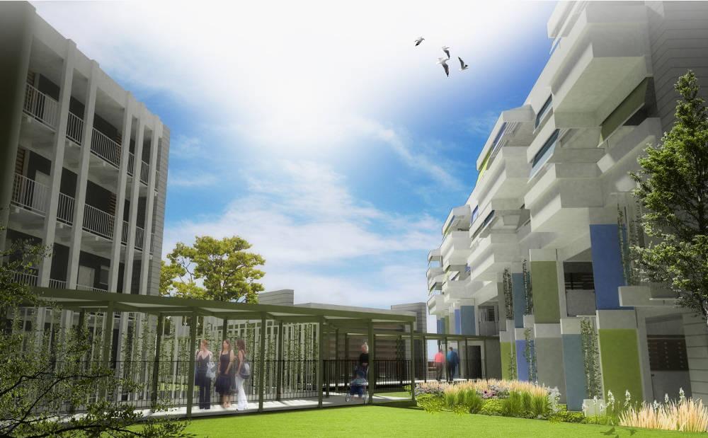 casorate progetto residenze